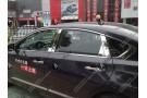 Хромированные молдинги окон Nissan Teana L33 2014+ (8 молдингов)