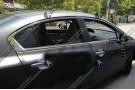 Хромированные молдинги окон Honda Civic 9 2012+ седан (16 молдингов)
