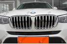 Хром накладка на решетку радиатора BMW X4 2014+