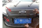 Хром решётка радиатора (бампера) Ford Mondeo 4 2010-2015