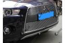 Хром решетка радиатора Mitsubishi Outlander 2 2010-2012