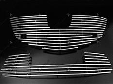 Хром решетка радиатора