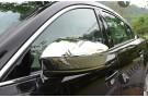 Хромированные накладки на зеркала заднего вида Mazda 6 GJ 2012+