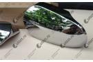 Хромированные накладки на зеркала заднего вида Toyota Corolla E160 2013+