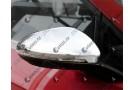 Хромированные накладки на зеркала заднего вида Volkswagen Golf 7 2013+