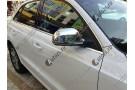 Хромированные накладки на зеркала заднего вида Audi Typ 8U Q3 2011-2018