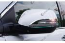 Хромированные накладки на зеркала заднего вида Honda CR-V 5 2016+ A