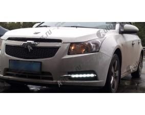 Дневные ходовые огни Chevrolet Cruze 1 2009-2012 С