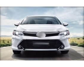 Дневные ходовые огни Toyota Camry XV50 2014+ с повторителями поворотов B