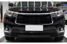 Дневные ходовые огни Toyota Highlander 3 2014+