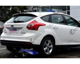 Спойлер на Ford Focus 3 2011-2015 хэтчбек