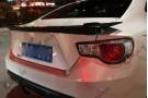 Спойлер на Subaru BRZ 2012-2016 A