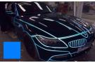 Светоотражающая лента 3D синяя - 5 метров