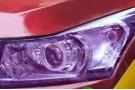 Фиолетовая тонировочная пленка (1м*30см)