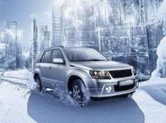 Зимний ассортимент для автомобиля