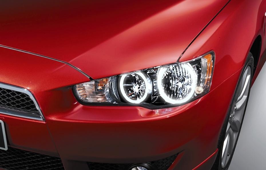 Купить Ангельские глазки на Mitsubishi LANCER X