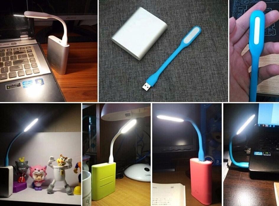 Как сделать диодный светильник из зарядки для телефона