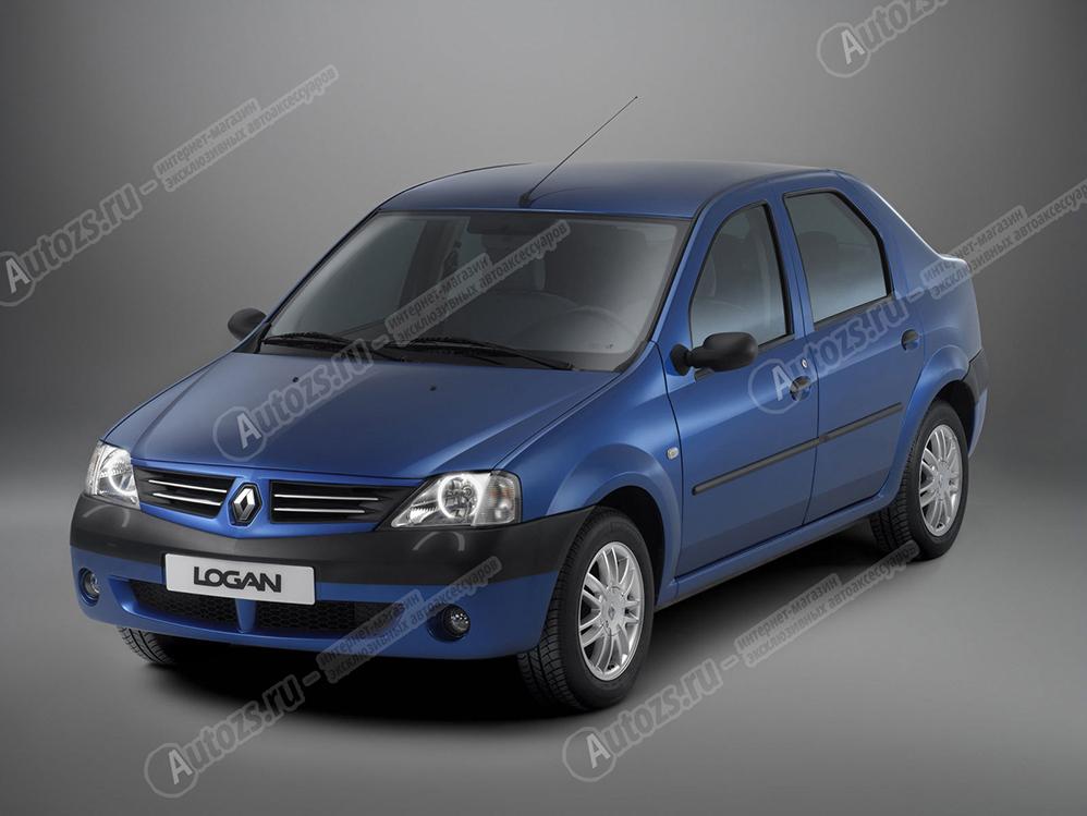 Ангельские глазки на Renault Логан - цена, отзывы, характеристики, фото, оплата при получении