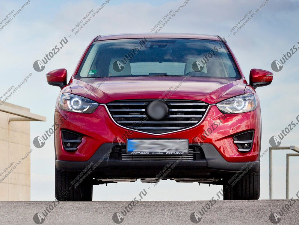 Купить со скидкой Ангельские глазки на Mazda CX-5