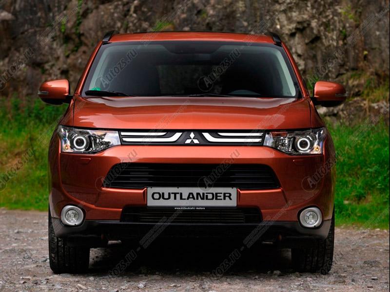 Купить Ангельские глазки на Mitsubishi Outlander