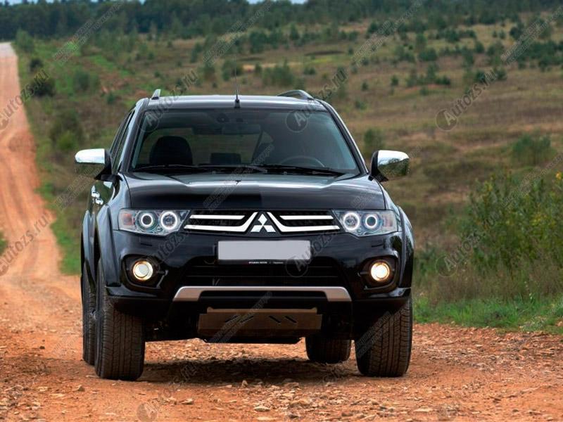 Купить Ангельские глазки на Mitsubishi Pajero Sport