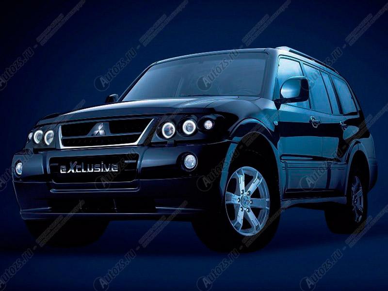 Купить Ангельские глазки на Mitsubishi (Mitsubishi) Pajero Exclusive 2006