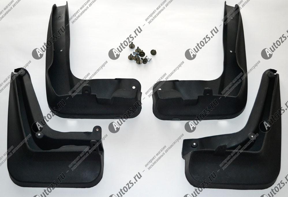 Брызговики для BMW 3 series E90-E93 2008-2012