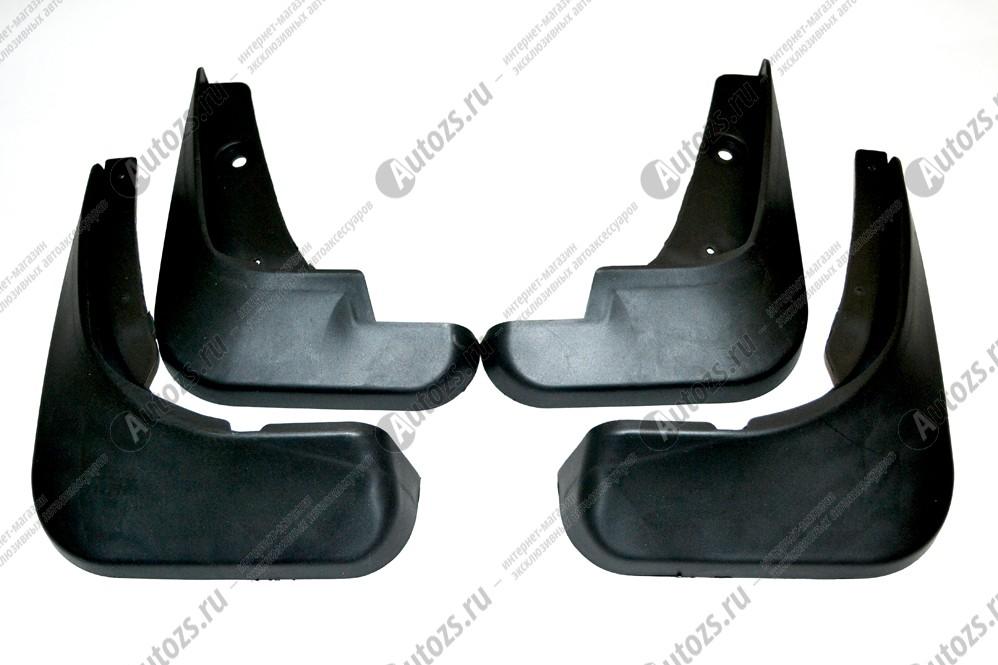 Фото #1: Брызговики для Chevrolet Cruze 1 2009-2012