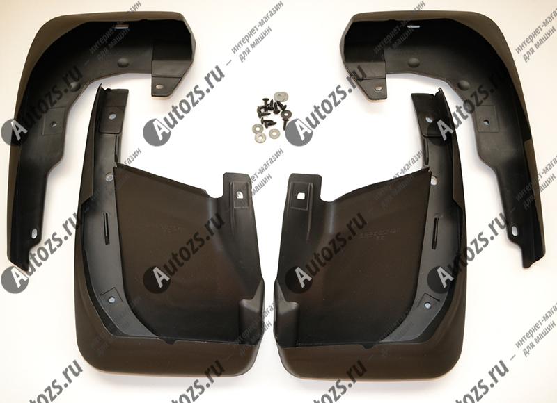 Купить Брызговики для Honda CR-V 3 2007-2010