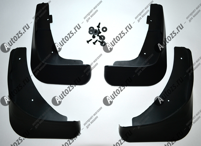 Купить Брызговики для Mitsubishi Galant 9 2004-2010