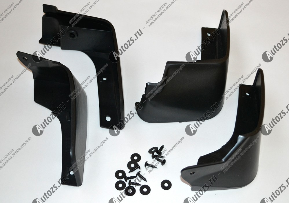 Купить Брызговики для Nissan Almera B17 2011+