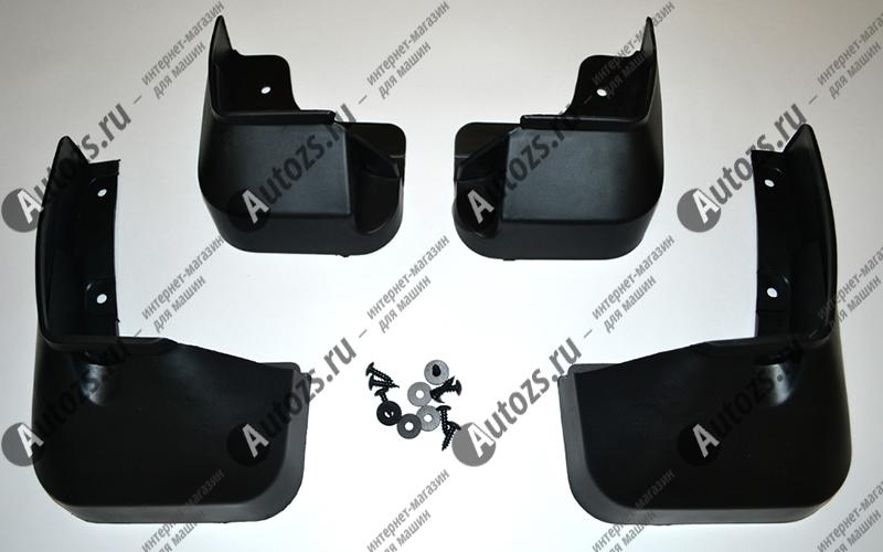 Купить со скидкой Брызговики для Toyota Verso 1 2009-2012 хэтчбек