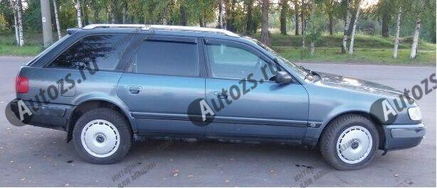 Купить Дефлекторы боковых окон Audi 100IV (C4) Универсал 5дв. (1990-1994)
