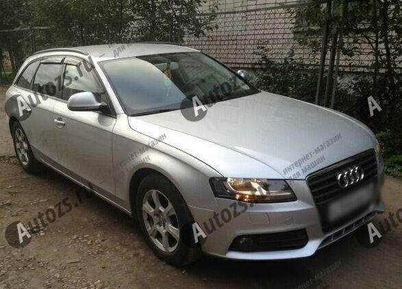 Купить Дефлекторы боковых окон Audi A4 IV (B8) Универсал 5дв. (2007-2011)