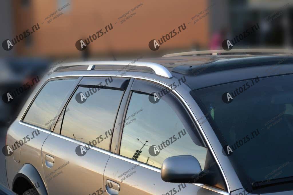 Дефлекторы боковых окон Audi A6 allroad I (C5) (2000-2006) - купить со скидкой