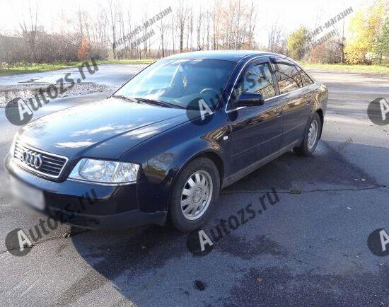 Купить Дефлекторы боковых окон Audi A6 II (C5) Седан (1997-2001)