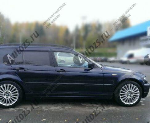 Купить Дефлекторы боковых окон BMW 3er IV (E46) Универсал 5дв. (1998-2003)
