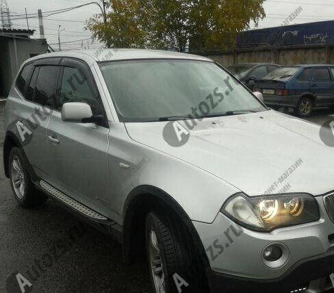 Купить Дефлекторы боковых окон BMW X3 I (E83) (2003-2006)