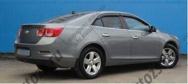 Дефлекторы боковых окон Chevrolet Malibu VIII (2011-2014) - купить со скидкой