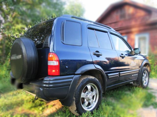 Дефлекторы боковых окон Chevrolet Tracker I Внедорожник 5дв. (1998-2004)Дефлекторы боковых окон<br>Дефлекторы боковых окон индивидуальны для каждого автомобиля. Продукция изготовлена с помощью точного компьютерного оборудования и новейших технологий. Дефлекторы окон блокируют сильный ветер, бурный поток во...<br>