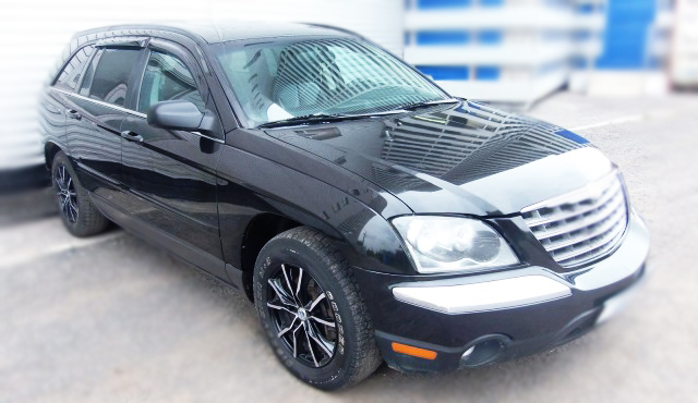 Дефлекторы боковых окон Chrysler PacificaДефлекторы боковых окон<br>Дефлекторы боковых окон индивидуальны для каждого автомобиля. Продукция изготовлена с помощью точного компьютерного оборудования и новейших технологий. Дефлекторы окон блокируют сильный ветер, бурный поток во...<br>