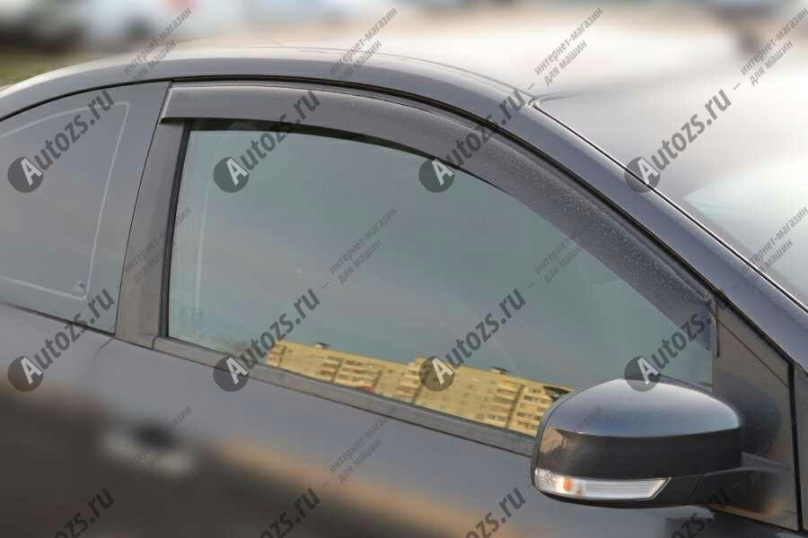Купить Дефлекторы боковых окон Ford Focus II Хэтчбек 3дв. (2005-2008)