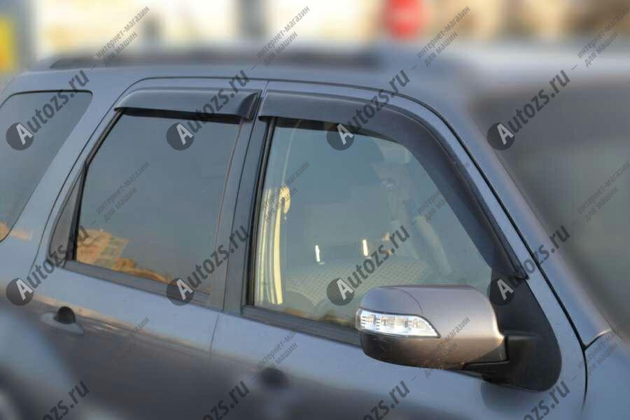 Купить Дефлекторы боковых окон Ford Escape I Рестайлинг 2 (2007-2012)