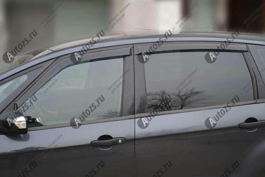 Купить Дефлекторы боковых окон Ford S-MAX I Рестайлинг (2010+)