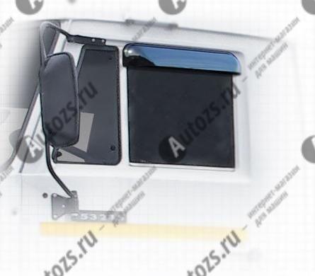 Дефлекторы боковых окон KAMAZ (прямой)Дефлекторы боковых окон<br>Дефлекторы боковых окон индивидуальны для каждого автомобиля. Продукция изготовлена с помощью точного компьютерного оборудования и новейших технологий. Дефлекторы окон блокируют сильный ветер, бурный поток во...<br>
