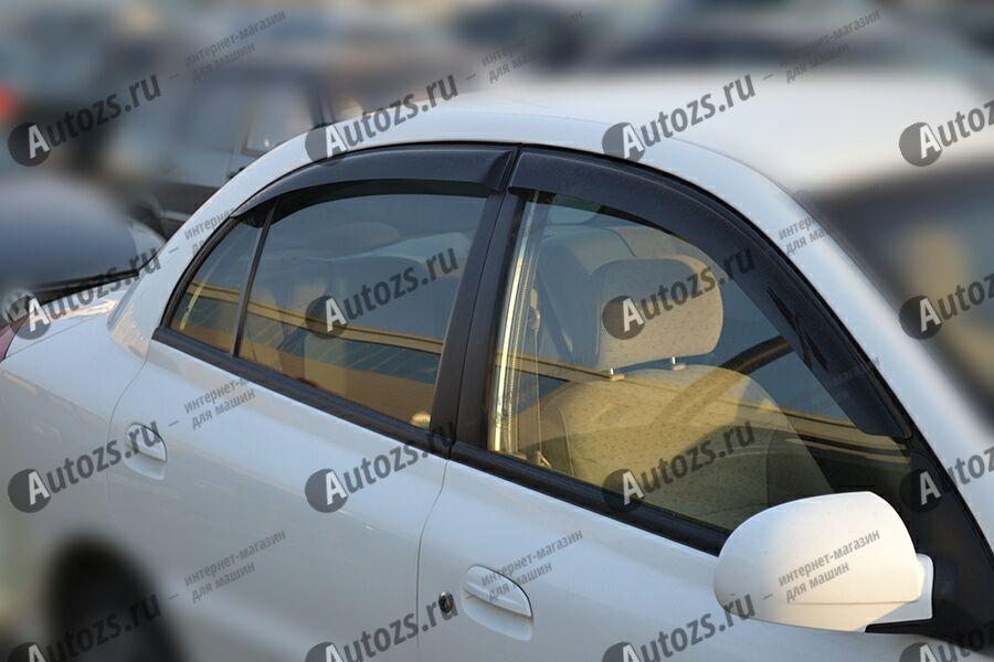 Купить Дефлекторы боковых окон Kia Rio I Седан (2000-2005)