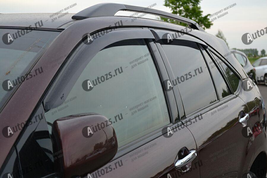 Купить Дефлекторы боковых окон Lexus RX II Рестайлинг (2005-2008)