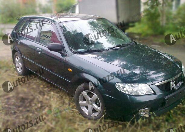 Купить Дефлекторы боковых окон Mazda 323VI (BJ) Хэтчбек 5дв. (1998-2000)