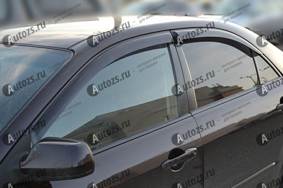 Купить Дефлекторы боковых окон Mazda 6I (GG) Седан (2002-2005)