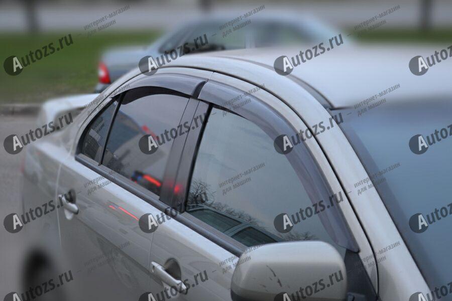 Дефлекторы боковых окон Mitsubishi Lancer X Рестайлинг 2 Седан (2015+)Дефлекторы боковых окон<br>Дефлекторы боковых окон индивидуальны для каждого автомобиля. Продукция изготовлена с помощью точного компьютерного оборудования и новейших технологий. Дефлекторы окон блокируют сильный ветер, бурный поток во...<br>